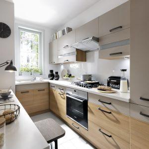 Meble do kuchni w bloku. Fot. Black Red White