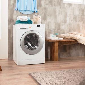 """Pralko-suszarka Innex XWDA 751480X WSSS EU z funkcją """"Push&Wash+Dry"""". Fot. Indesit"""