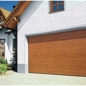Wszystkie rodzaje bram oferowane są w bogatej palecie kolorów oraz oklein. Fot. Hörmann