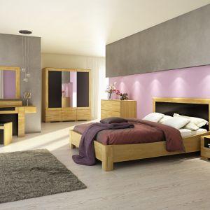 Meble do sypialni Rossano. Fot. Mebin
