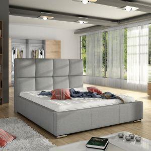 Minimalistyczny design sprawia, że łóżko Stella pasuje do wszystkich przestrzeni urządzonych w nowoczesnym lub skandynawskim stylu. Fot. Comforteo