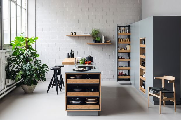 10 pomysłów na przechowywanie w kuchni