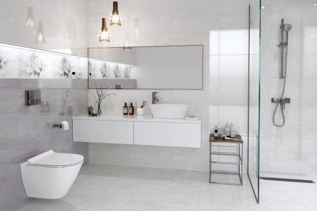 Nowoczesna łazienka: tak wygodnie urządzisz strefę w.c.