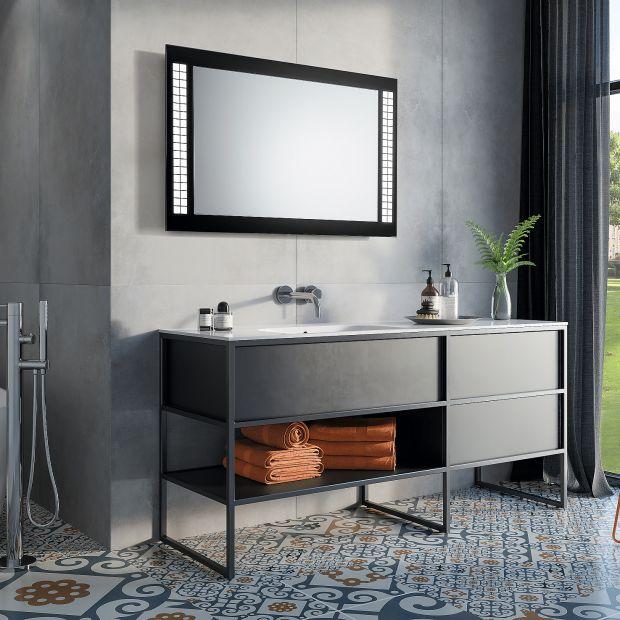 Strefa umywalki w łazience: 5 pomysłów na aranżację