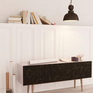 Barwny pokój ucznia - pomysły na drewniane dekory mebli. Fot. Interprint