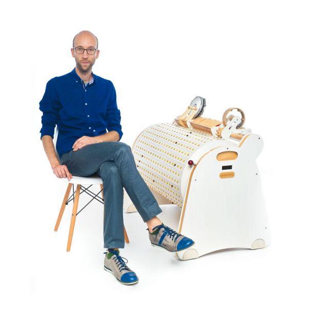 Kamil Laszuk o designie i muzyce w Katowicach