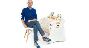 4 września w Katowicach o swoich doświadczeniach projektowych opowie Kamil Laszuk - projektant, muzyk, zdobywca nagród Red Dot i IF. Gość specjalnyStudia Dobrych Rozwiązań zaprezentuje też podczas spotkania swój wyjątkowy projekt instrumentu d