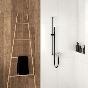 Minimalistyczna łazienka. Fot. Deante