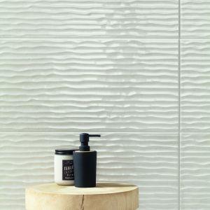 Płytki ceramiczne do łazienki, kolekcja Tempre Dover. Fot. Ceramika Domino