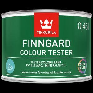 Wybieramy kolor farby elewacyjnej. Fot. Tikkurila