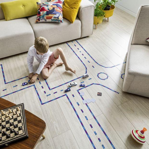 Panele podłogowe - zobacz modny wzór dębu