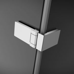 Kabina prysznicowa Arta Walk-in. Produkt zgłoszony do konkursu Dobry Design 2019.