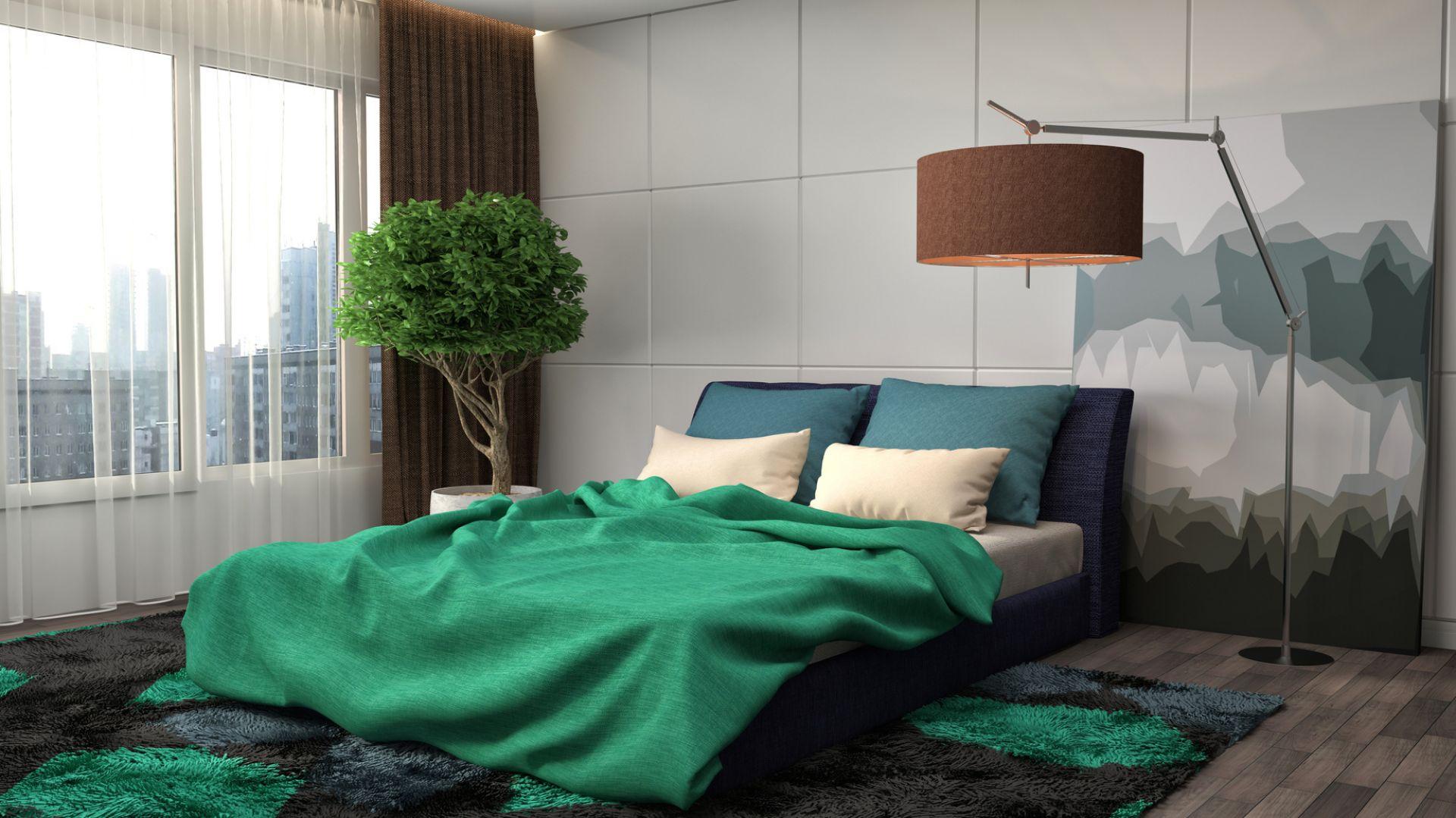 Rośliny w sypialni - uważaj, które wybierasz. Fot.  Fabryka Materacy JANPOL
