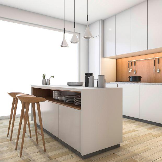 Laminat szklany w kuchni: wszystko, o czym chciałbyś wiedzieć