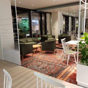 Ciekawe aranżacje coworkingów. Fot. mat. prasowe Carpet Studio/FBT Business Link