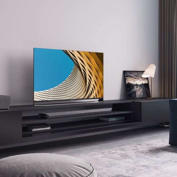 Nowoczesny telewizor - japońska innowacyjność i włoski design