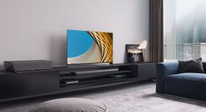 Nowa linia telewizorów została zainspirowana klasycznym włoskim designem i dynamicznymi kształtami sportowych samochodów.