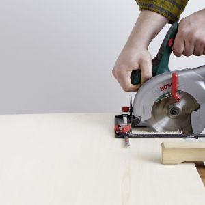 Chatka na drewno. Fot. Bosch