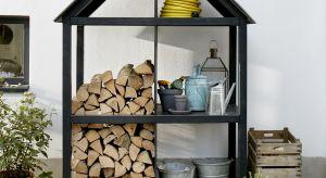 Choć lato wciąż trwa, początek września przyniesie zapowiedź chłodniejszych jesiennych dni. Chatka na drewno, którą z łatwością możesz zrobić samodzielnie będzie doskonałym miejscem przechowywania drewna kominkowego.