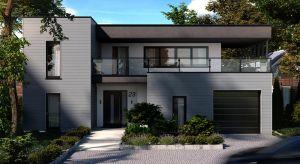 Zazwyczaj nad wyborem koloru elewacji zastanawiamy się kiedy prace budowlane dobiegają końca. Może jednak warto tę kwestię przemyśleć już na etapie projektu domu i wnętrza, tak żeby uzyskać spójną stylistycznie całość?