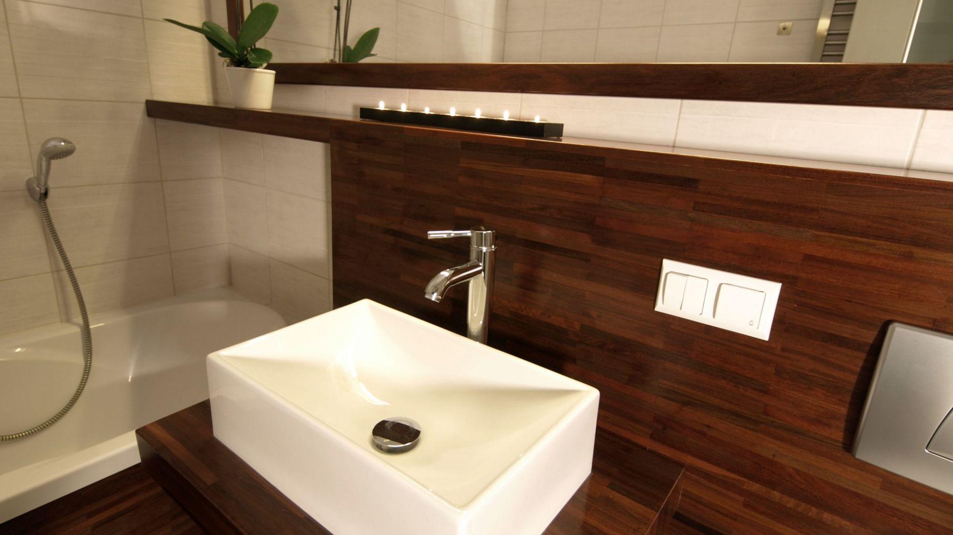 Drewniane Blaty Do Kuchni I łazienki Radzimy Jak Je Wybrać