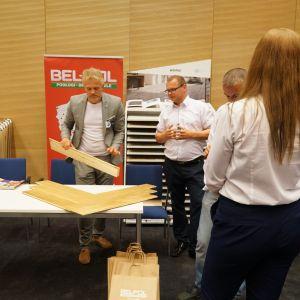 Stoisko firmy Bel-Pol