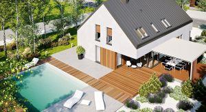 Projekt Daniel VI G2 to doskonały wybór dla dużej rodziny, która marzy o przestronnym i wygodnym domu w typie stodoły. Elegancja i naturalność, prostota i lekki, nowoczesny design to słowa, które najlepiej odzwierciedlają jego charakter.