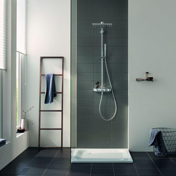 Strefa prysznica - nowy model panelu natryskowego
