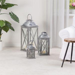 Eleganckie wnętrze - meble i lampy. Fot. Dekoria