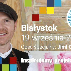 Jimi Ogden gościem specjalnym spotkania dla projektantów wnętrz w Białymstoku - 19 września 2018 r.