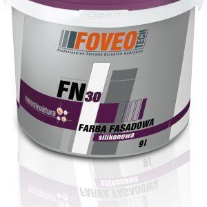 Farba Fasadowa Silikonowa FN 30. Fot. Foveo Tech/FFiL Śnieżka
