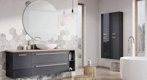 Meble łazienkowe powinny być funkcjonalne, a do tego estetyczne. W ofercie producentów bez większych problemów znajdziemy kolekcje łącząceobie te cechy.