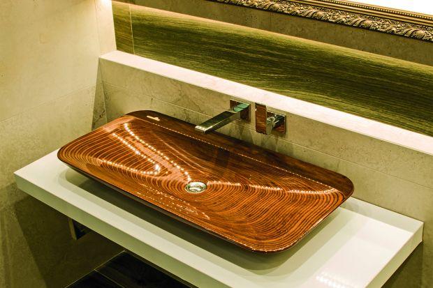 Umywalka Alga Double/Szkilnik Design