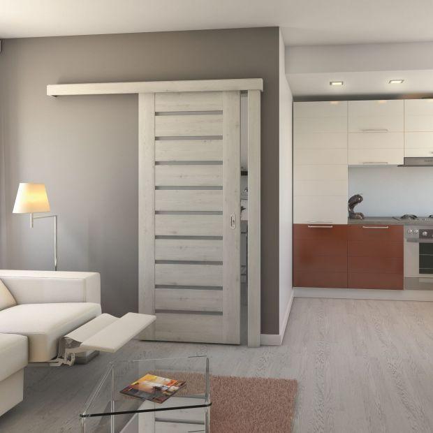 Małe mieszkanie - jakie drzwi wybrać?