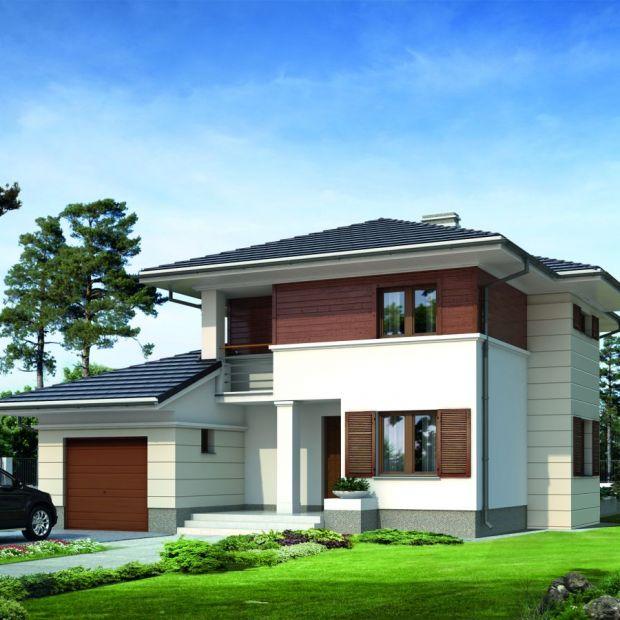 Dom piętrowy - zobacz jak praktycznie urządzić 130 metrów