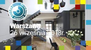 Nowości, trendy, innowacyjne technologie, nagradzana na świecie architektura, tajniki fotografii wnętrz - te i wiele innych atrakcji będą czekać na projektantów wnętrz w trakcie spotkania w Warszawie 26 września.