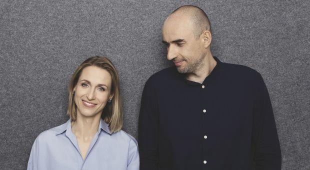 Monika i Adam Bronikowscy gośćmi Studia Dobrych Rozwiązań w Warszawie