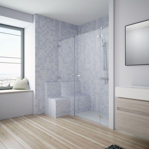 Prysznic na miarę potrzeb - komfort i bezpieczeństwo osób niepełnosprawnych