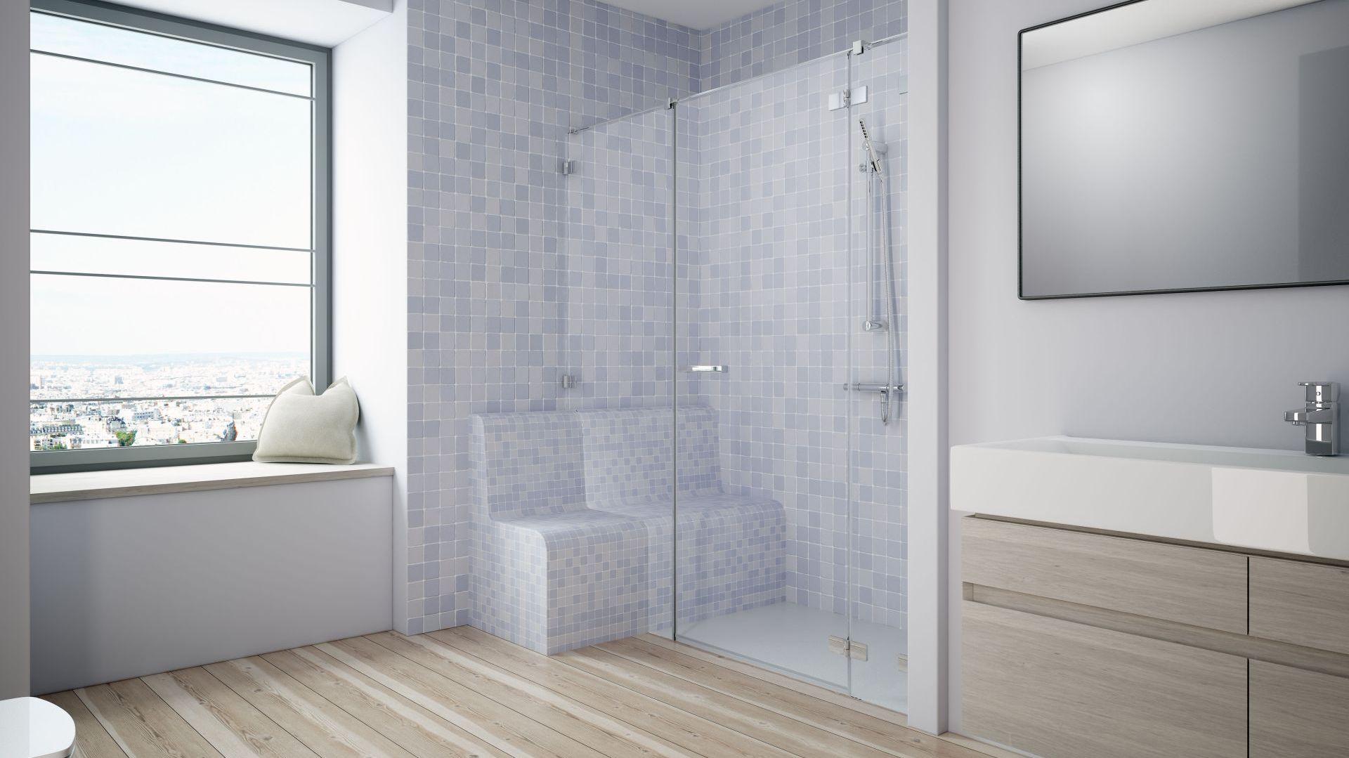Prysznic Na Miarę Potrzeb Komfort I Bezpieczeństwo Osób