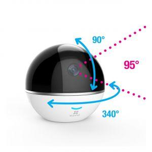 C6T/EZVIZ. Produkt zgłoszony do konkursu Dobry Design 2019.