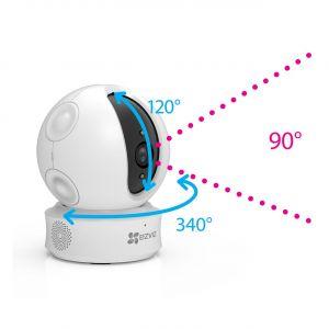 ez360/EZVIZ. Produkt zgłoszony do konkursu Dobry Design 2019.