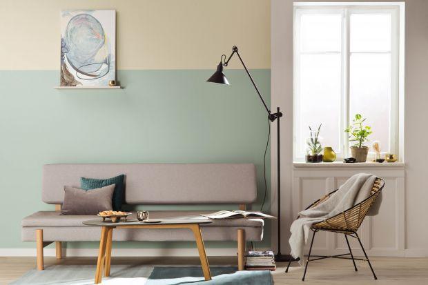 Skandynawskie wnętrze - modne kolory ścian