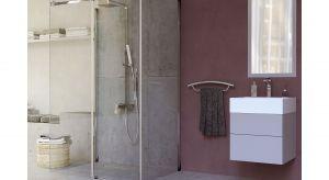 System Hiacynt składa się ze szklanych ścianek i drzwi prysznicowych, które można łączyć według własnego uznania i dopasować do każdej łazienki. Produkt zgłoszony do konkursu Dobry Design 2019.