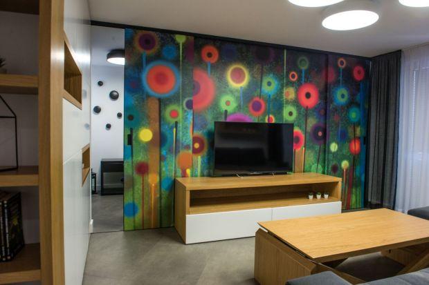 Małe mieszkanie - nie bój się kolorów!