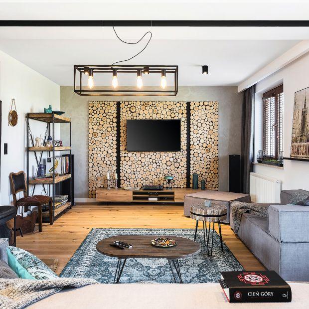 Piękne wnętrze: zobacz dom urządzony w stylu vintage