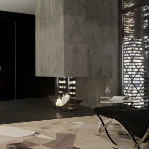 Nowatorskie rozwiązanie drzwi podwójnych PIU Glass Murano to połączenie technologii wysokiej ościeżnicy aluminiowej ukrytej w ścianie. Aluminium dostępne w kolorach: stal szczotkowana, czarny szczotkowany, brązowy szczotkowany, anoda mat. Szkło dostępne w rożnych kolorach. Cena: od 4.580 zł netto. Dostępne w ofercie firmy PIU Design. Fot. PIU Design