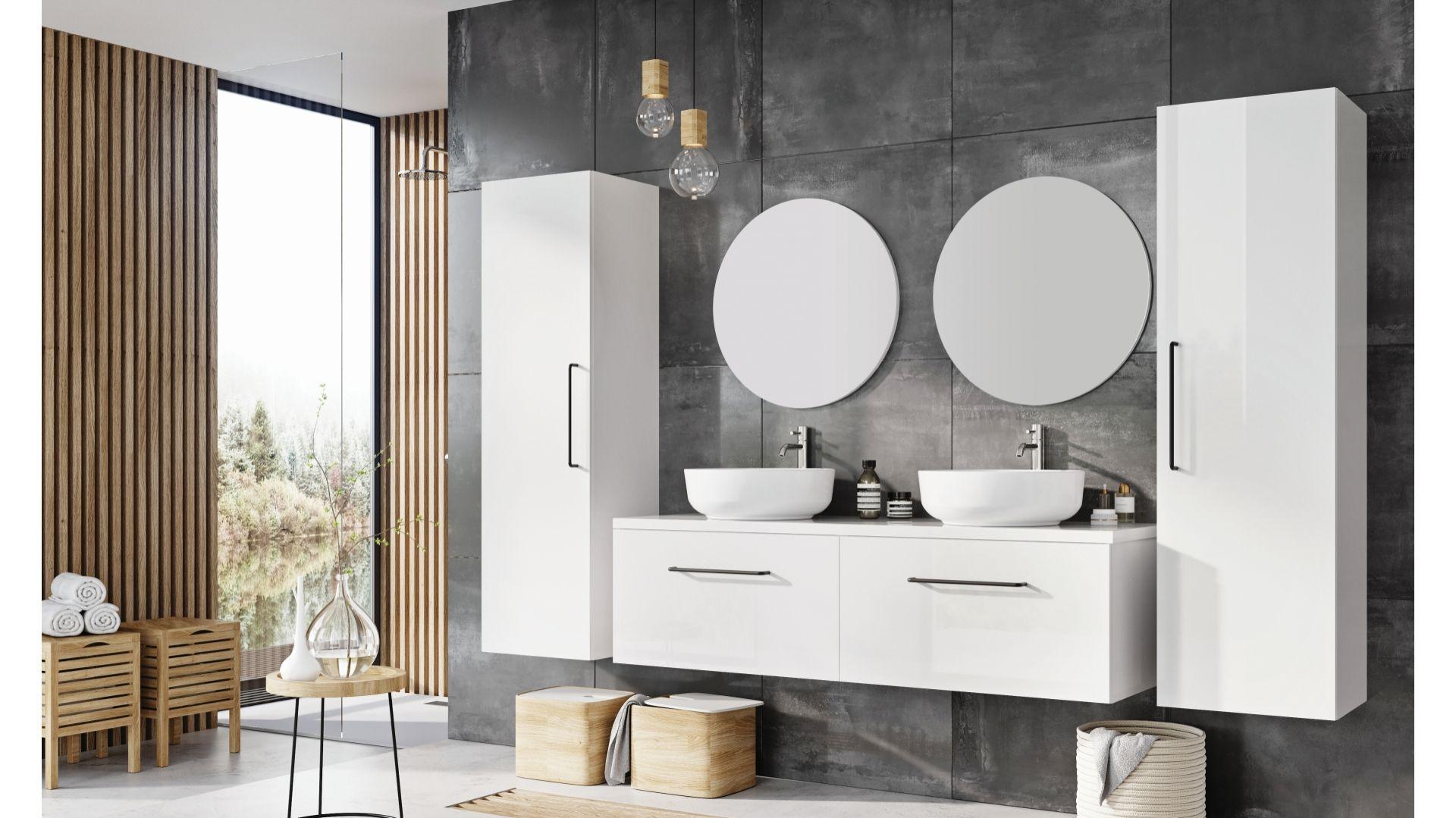 Kolekcja Mebli łazienkowych Futuris/Elita. Produkt zgłoszony do konkursu Dobry Design 2019.