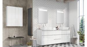 LOFTY to kolekcja, która z zewnątrz emanuje klarownością, a w środku swobodą. Ta seria kontynuuje tradycję tworzenia wszechstronnych mebli łazienkowych. Produkt zgłoszony do konkursu Dobry Design 2019.