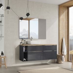 Kolekcja Mebli łazienkowych Look/Elita. Produkt zgłoszony do konkursu Dobry Design 2019.