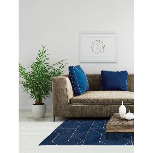Marlin Indigo - dywan łatwoczyszczący by Carpet Decor/Fargotex